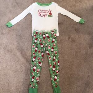 Old Navy Boy's Holiday Pajama Set